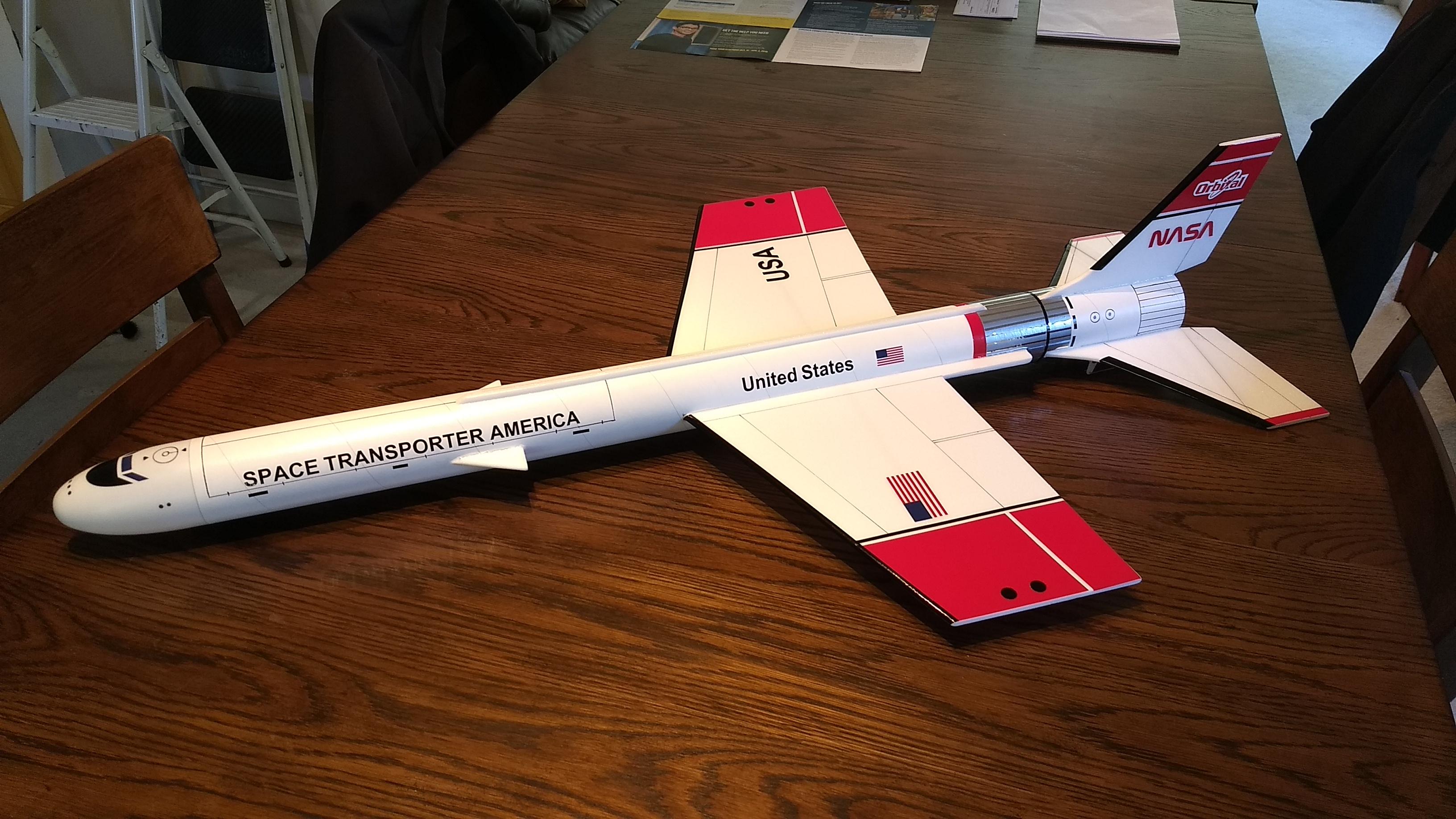 Radio Controlled Rocket Glider Kits